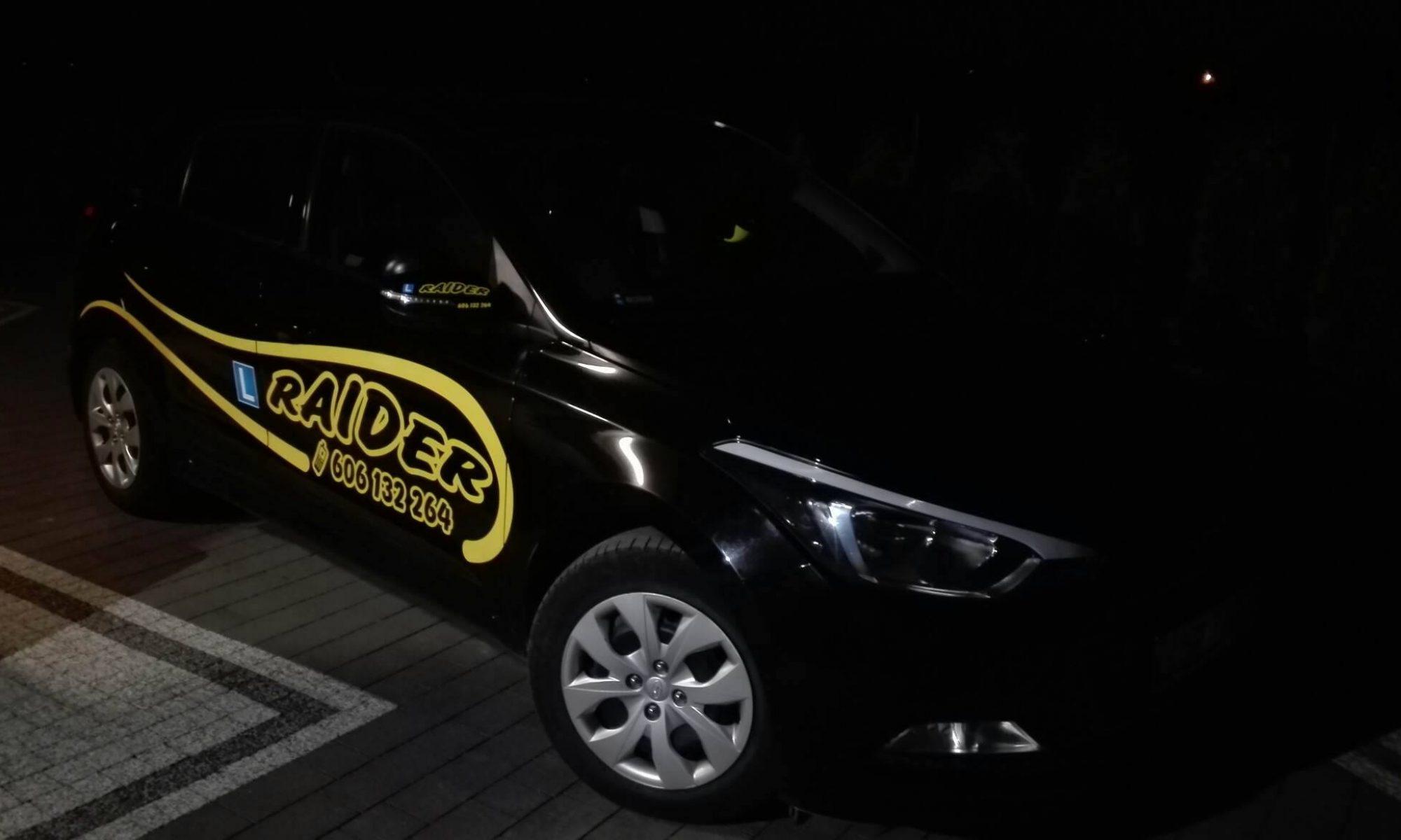 Raider OSK